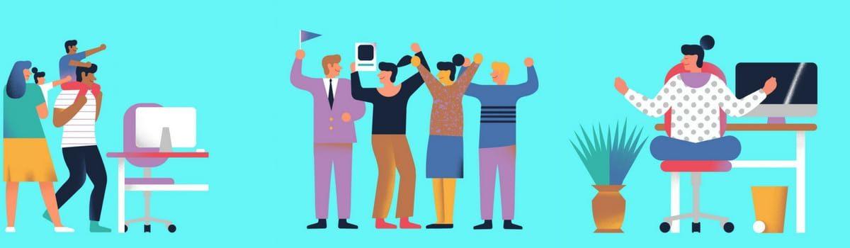 10 maneras originales de impulsar la motivación de los empleados