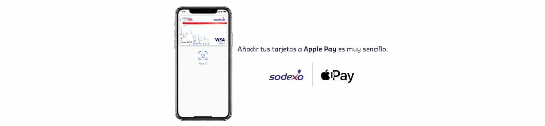 Sodexo con Apple Pay: el pago móvil llega a los servicios de calidad de vida