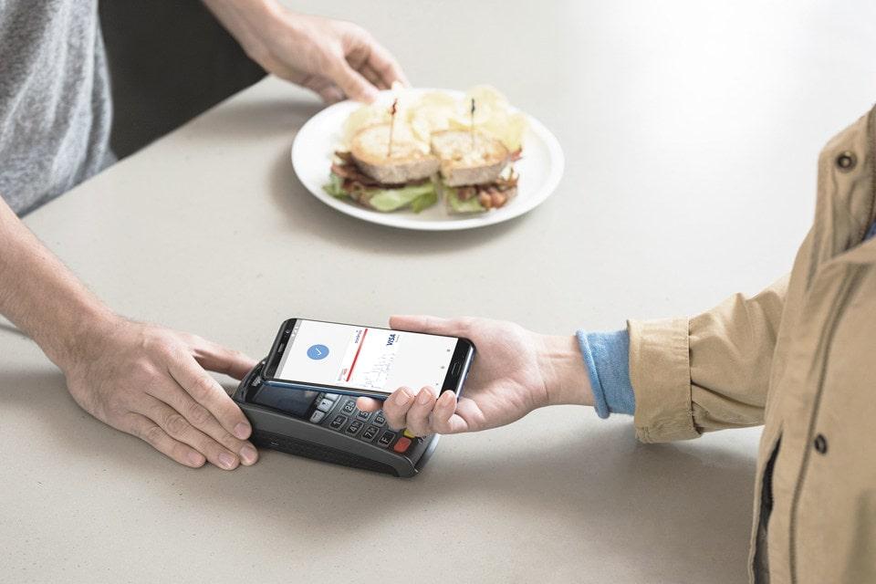 Paga con tus tarjetas Sodexo y Google Pay™