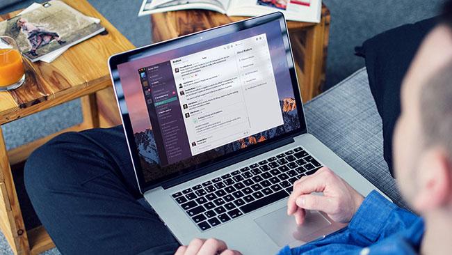 Slack es una de las herramientas que se usan para atraer y retener al mejor talento