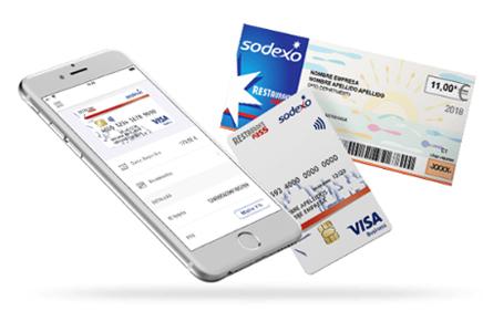Mediante cheque y tarjeta