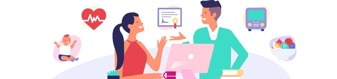 Beneficios a empleados: servicios de empresas para cuidar a sus empleados