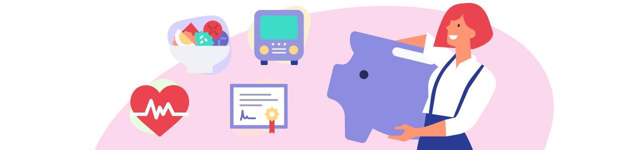 Los beneficios que te ayudarán a aumentar tu retribución